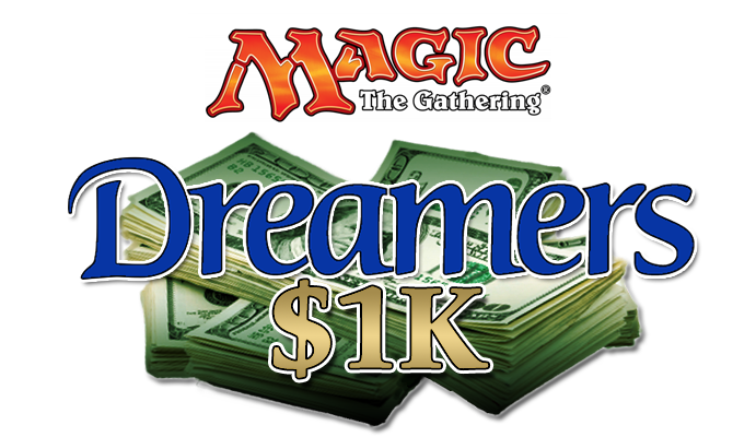 Dreamers 1k Magic the Gathering Tournament